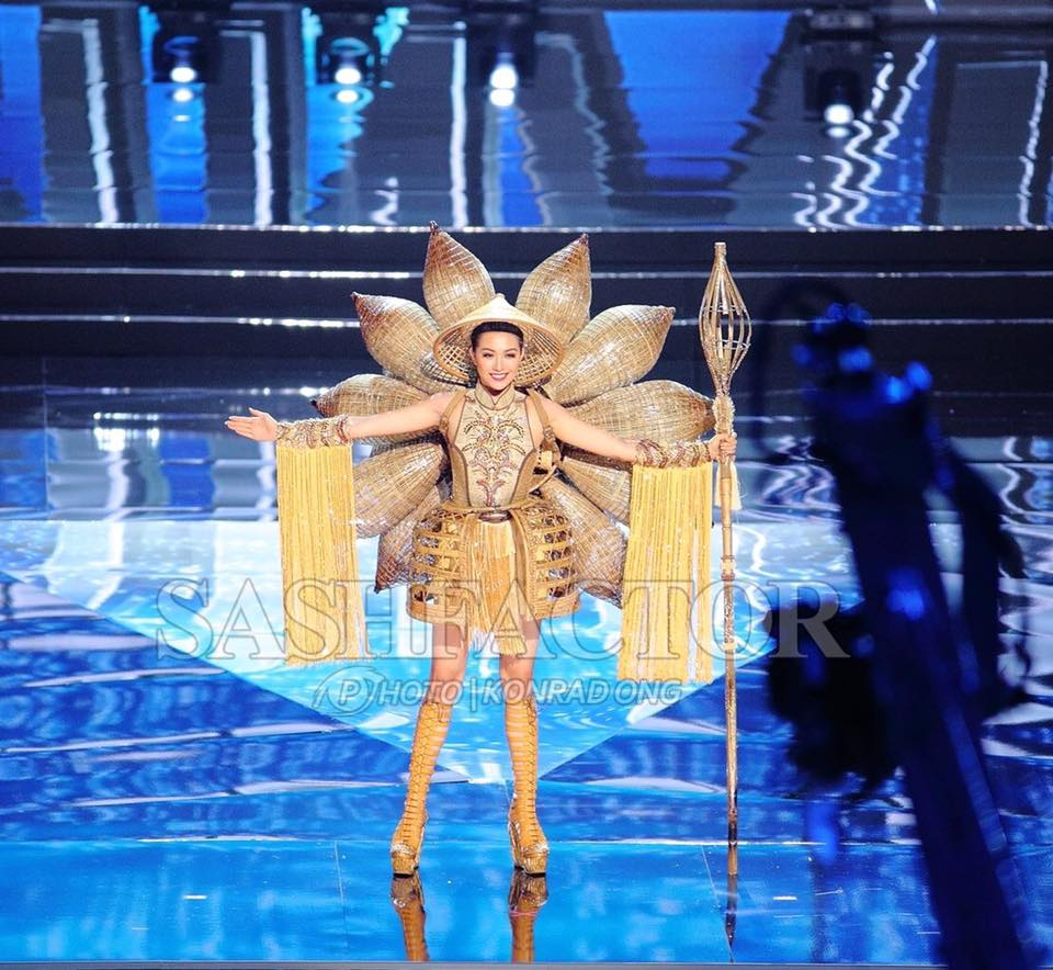 Thì ra đây chính là nguồn cảm hứng cho trang phục dân tộc của lệ hằng tại hh hoàn vũ - 3