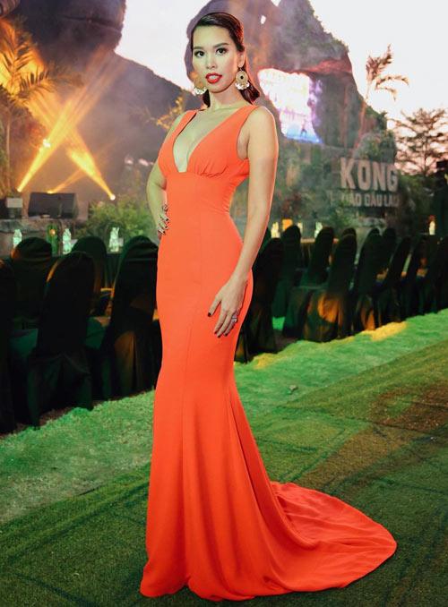 Thời trang sao đẹp tuần nữ hoàng sắc đẹp ngọc duyên tái xuất khiến fan thẫn thờ - 4