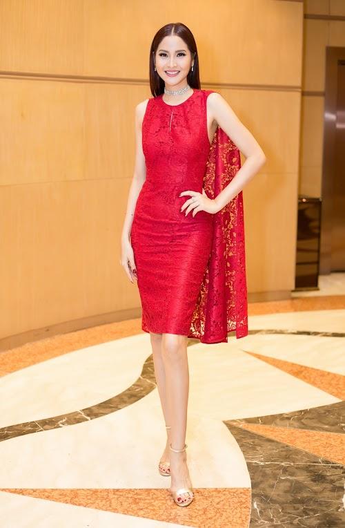 Thời trang sao đẹp tuần nữ hoàng sắc đẹp ngọc duyên tái xuất khiến fan thẫn thờ - 10