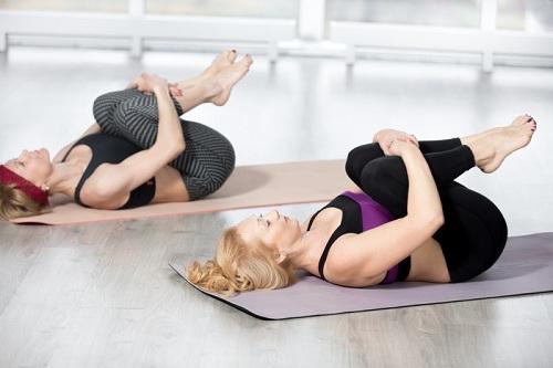 Thuộc lòng những bài tập yoga giảm mỡ bụng nhanh chóng chỉ trong vài tháng - 3