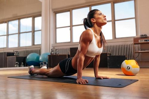 Thuộc lòng những bài tập yoga giảm mỡ bụng nhanh chóng chỉ trong vài tháng - 4