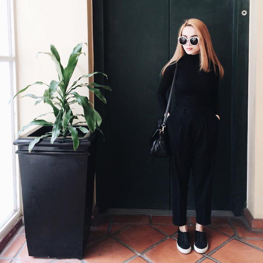 Trên đời này ai không nên mặc màu đen - 2
