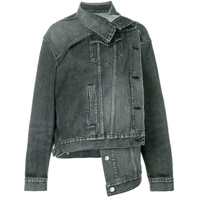 Tưởng ăn mặc cẩu thả nhưng hóa ra đây là mốt mới của áo khoác denim - 3