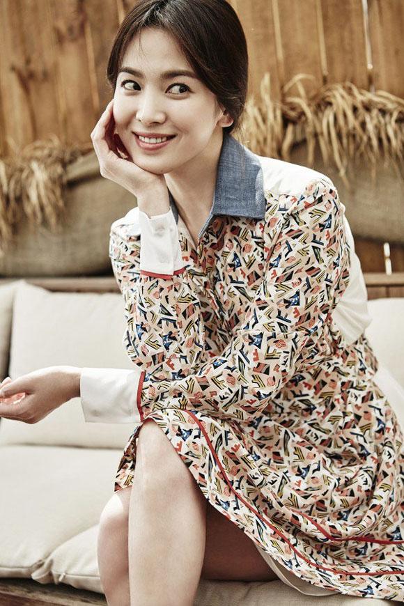 Tưởng giản dị nhưng thật ra song hye kyo cũng chơi hàng hiệu cực đỉnh - 4