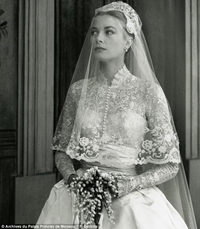 Váy cưới của thu thảo - 8