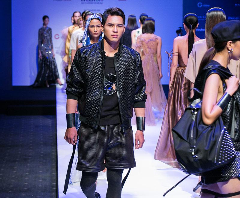 Vietnam international fashion week đã trở lại và lợi hại hơn xưa - 2