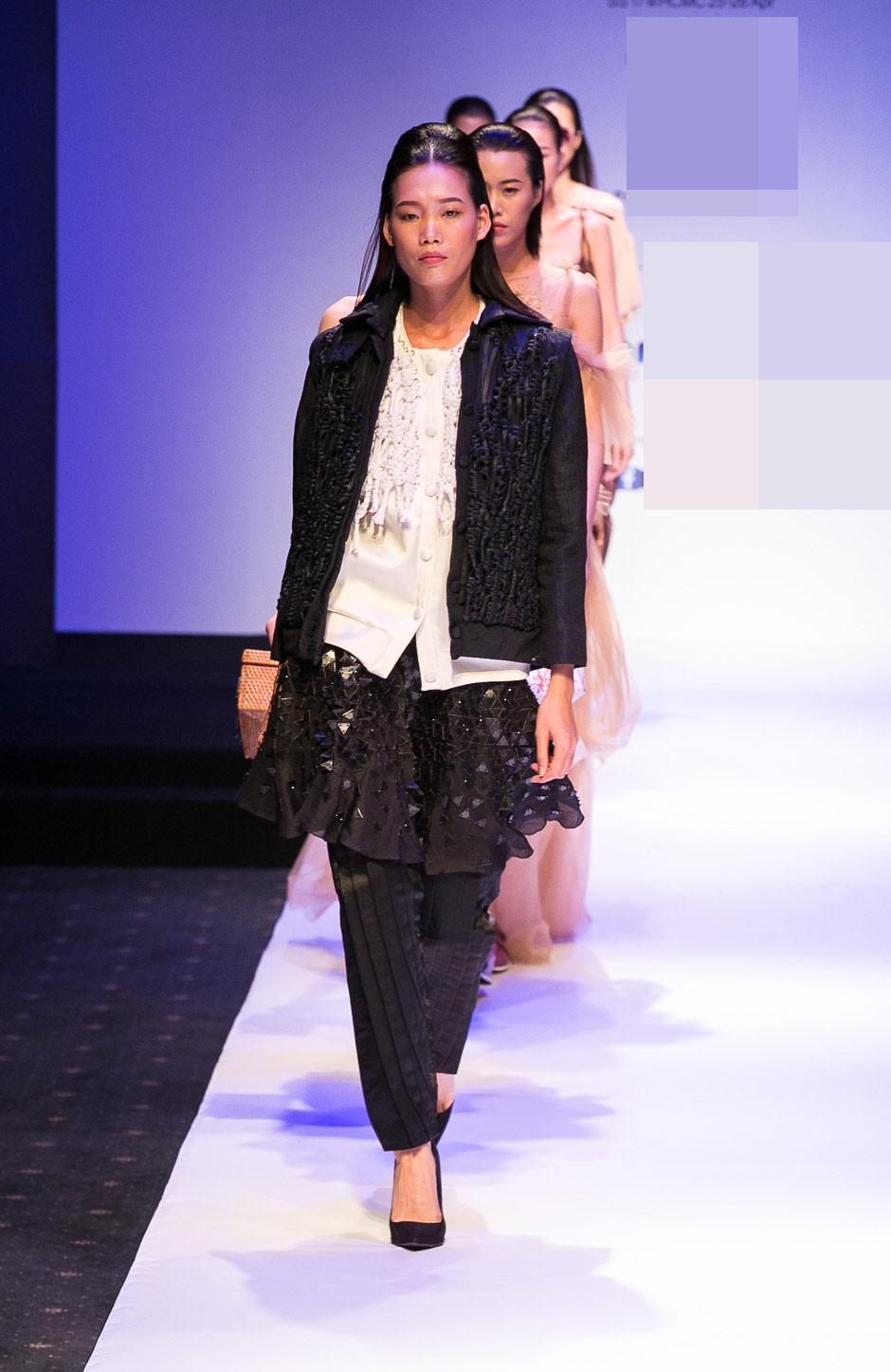 Vietnam international fashion week đã trở lại và lợi hại hơn xưa - 3