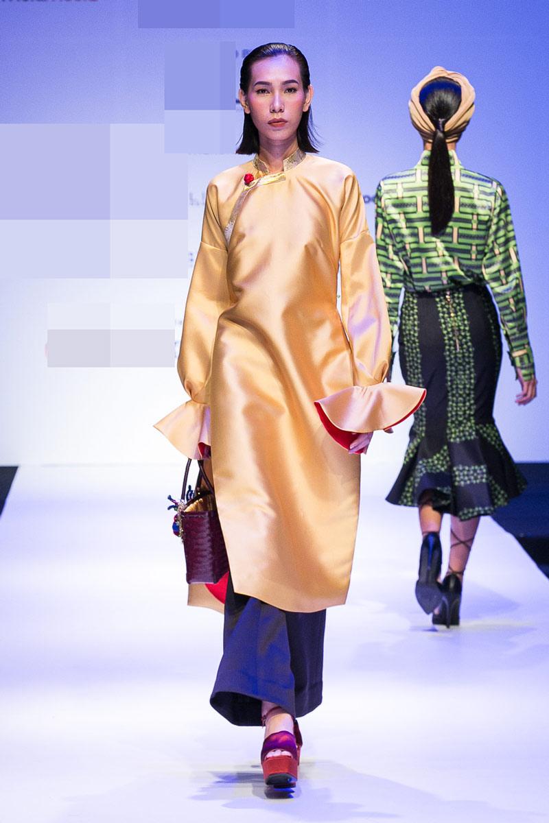 Vietnam international fashion week đã trở lại và lợi hại hơn xưa - 5