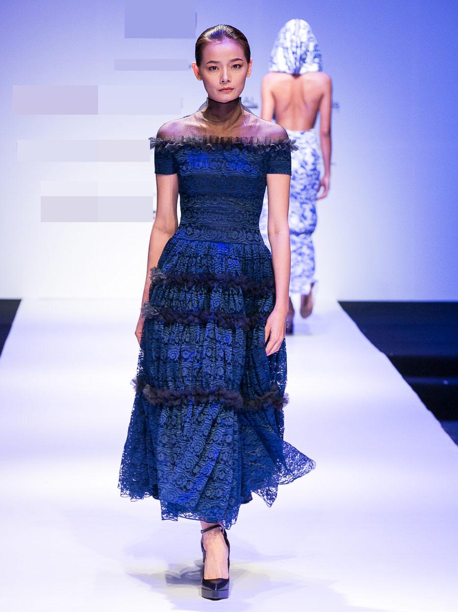 Vietnam international fashion week đã trở lại và lợi hại hơn xưa - 6