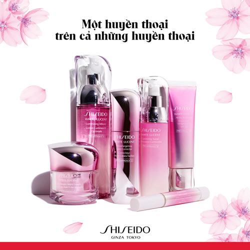 Với shiseido mỗi cô gái là một nàng thơ - 2