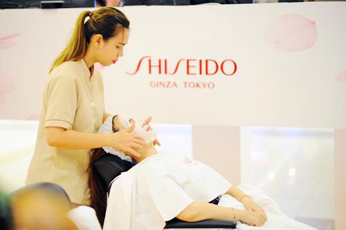 Với shiseido mỗi cô gái là một nàng thơ - 4