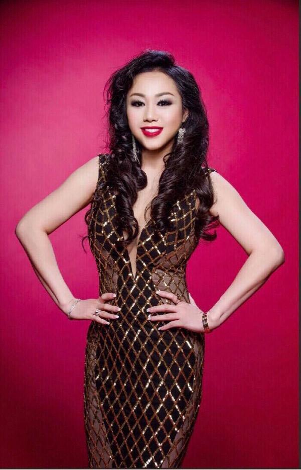 Hoa hậu doanh nhân chi đoàn khoe dáng quyến rũ kiêu sa với đầm dạ hội - 8