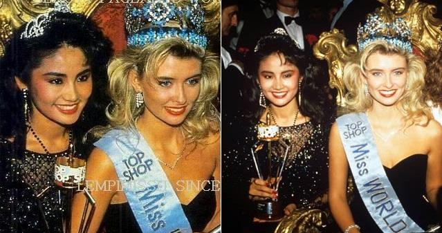 2 thập kỷ qua hoa hậu hàn quốc ngày càng bị chê thê thảm - 2