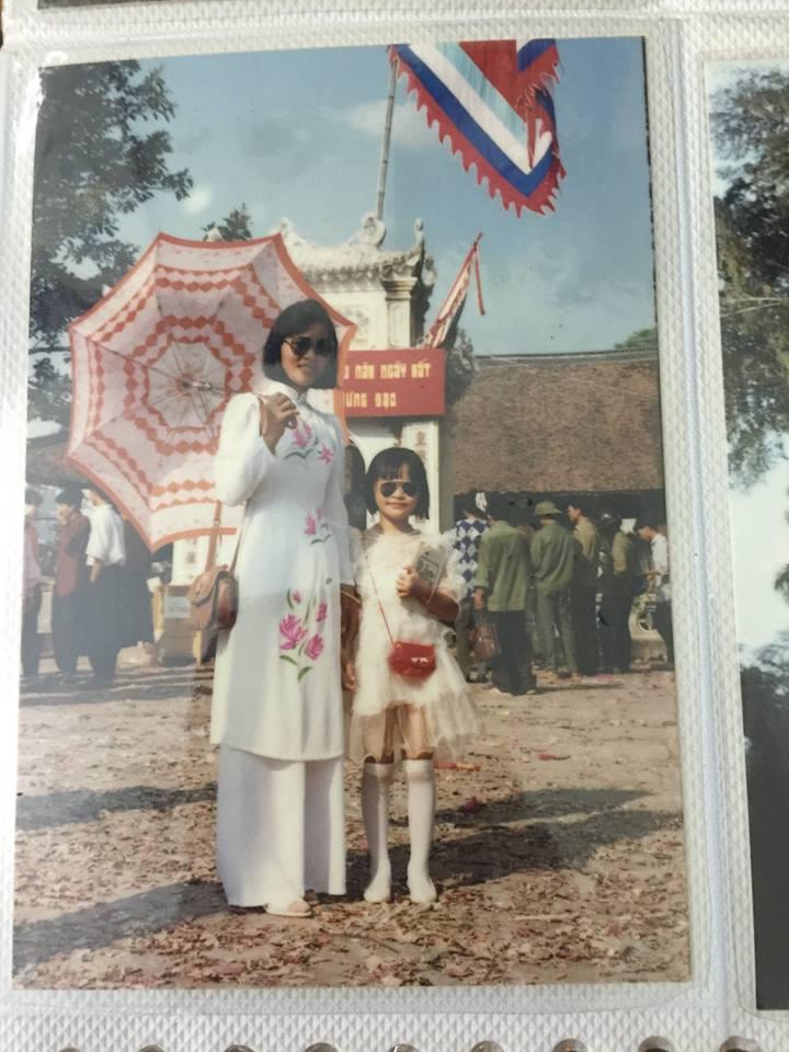 20-30 năm trước không son phấn photoshop mẹ chúng ta vẫn quá đỗi xinh đẹp - 11