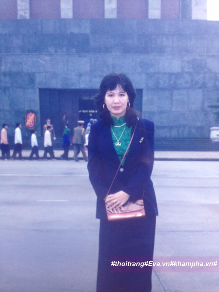 20-30 năm trước không son phấn photoshop mẹ chúng ta vẫn quá đỗi xinh đẹp - 15