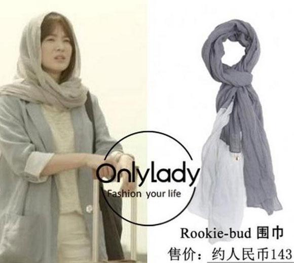 Bóc giá váy áo song hye kyo trong hậu duệ mặt trời - 7