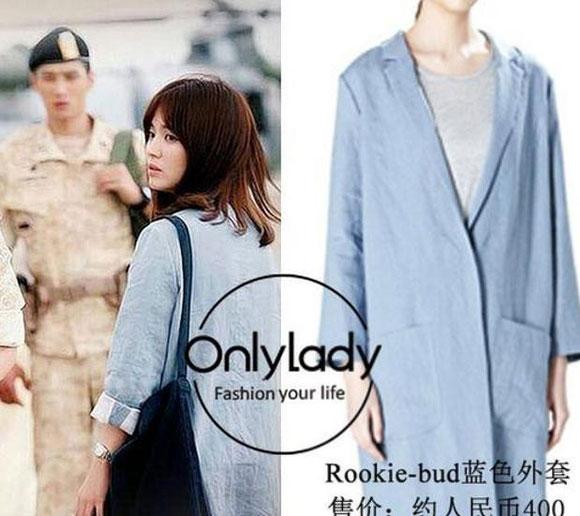 Bóc giá váy áo song hye kyo trong hậu duệ mặt trời - 9
