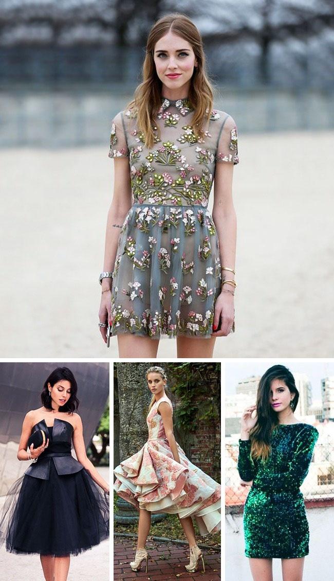 Có 5 kiểu váy này chị em năm mới sẽ thật xinh đẹp và tự tin - 5