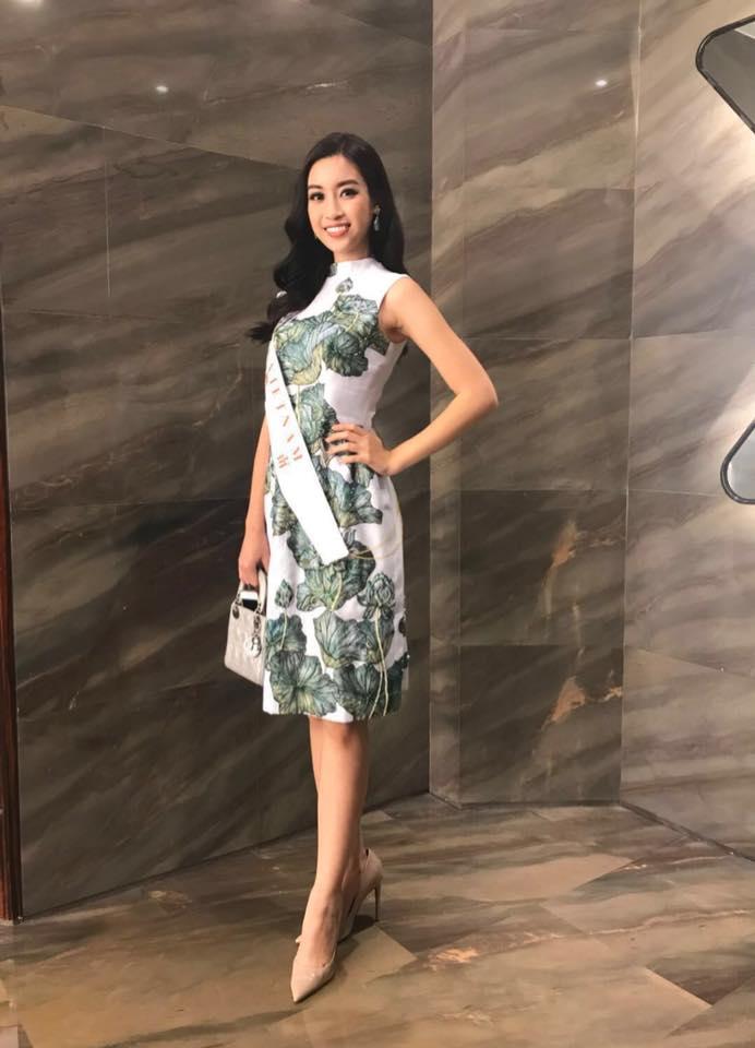 Cuối cùng đỗ mỹ linh cũng xuất hiện tại top dẫn đầu bình chọn hoa hậu thế giới 2017 - 3