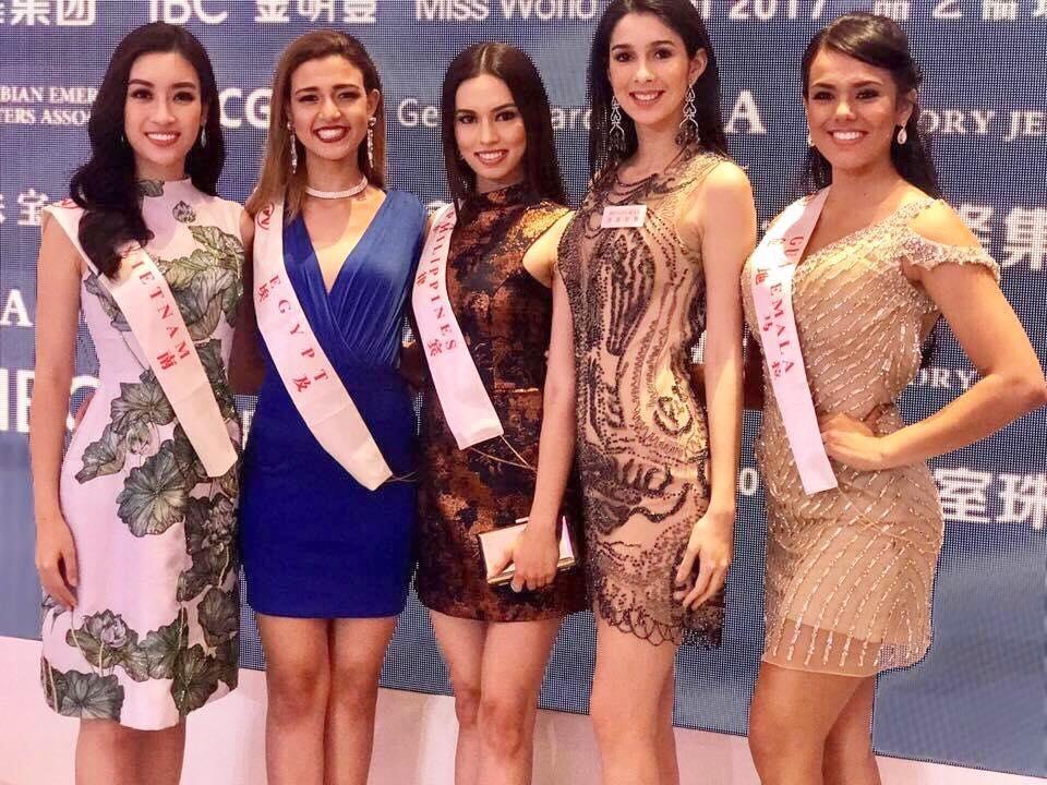 Cuối cùng đỗ mỹ linh cũng xuất hiện tại top dẫn đầu bình chọn hoa hậu thế giới 2017 - 4