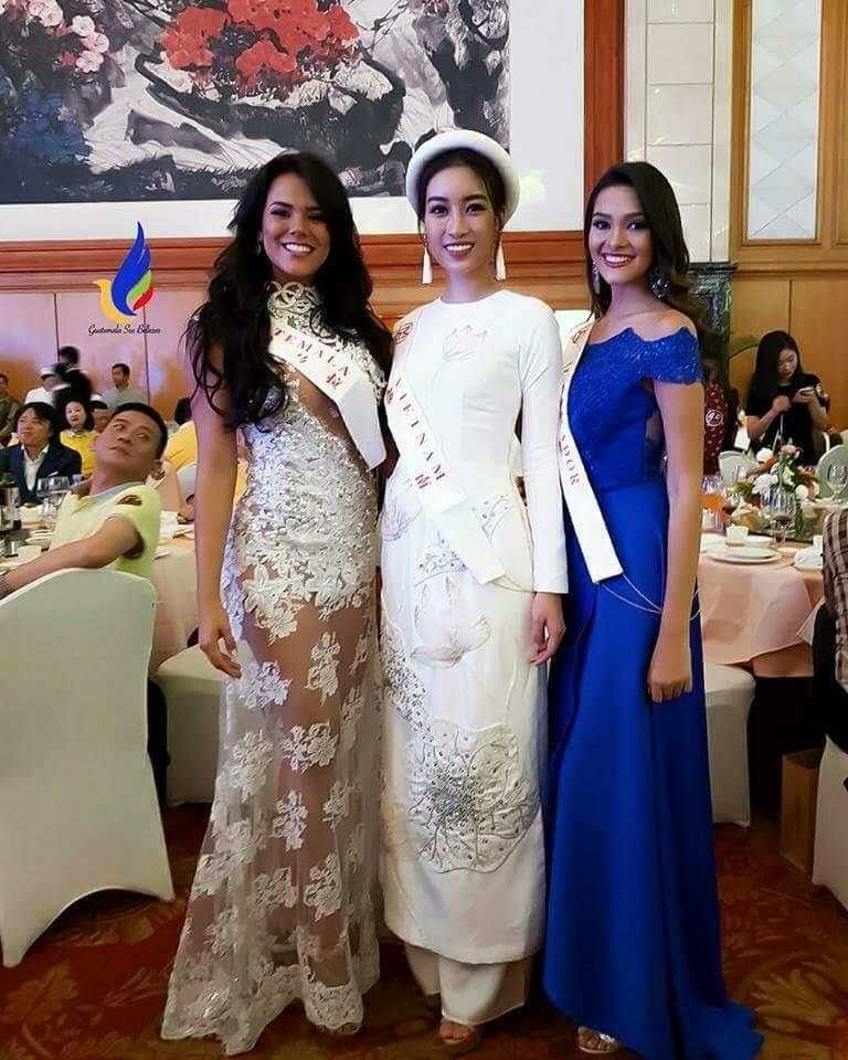 Cuối cùng đỗ mỹ linh cũng xuất hiện tại top dẫn đầu bình chọn hoa hậu thế giới 2017 - 7
