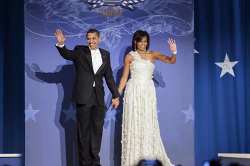 Giới thời trang mỹ lưu luyến phu nhân obama - 1