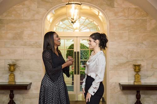 Giới thời trang mỹ lưu luyến phu nhân obama - 4