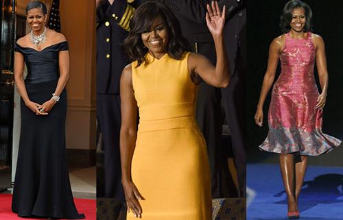 Giới thời trang mỹ lưu luyến phu nhân obama - 5