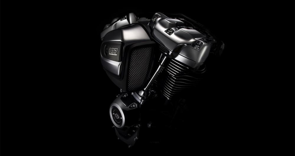 Harley-davidson ra mắt động cơ khủng với tên gọi milwaukee-eight big twin - 1