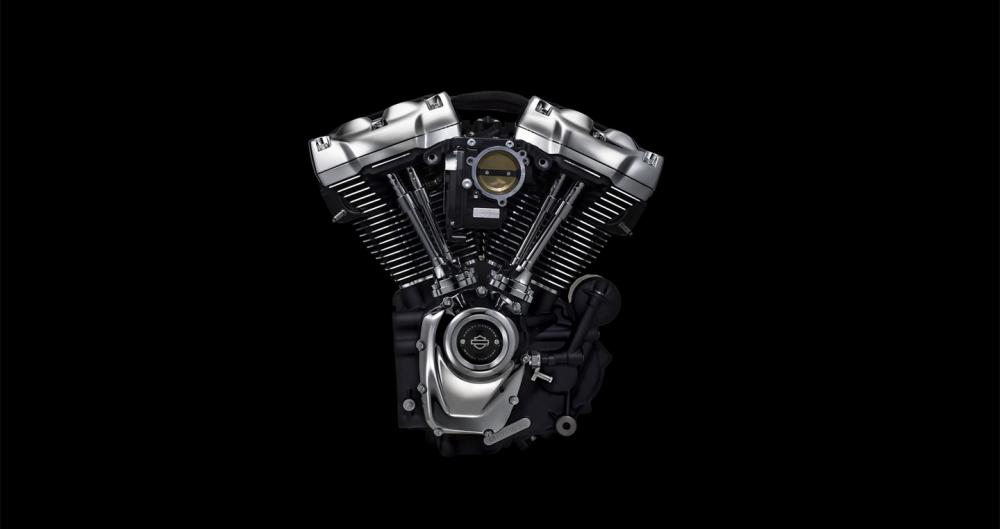 Harley-davidson ra mắt động cơ khủng với tên gọi milwaukee-eight big twin - 2