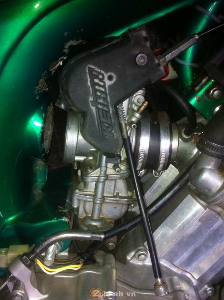 Honda 67 moutain dew - 67 đến từ thế giới khác - 5