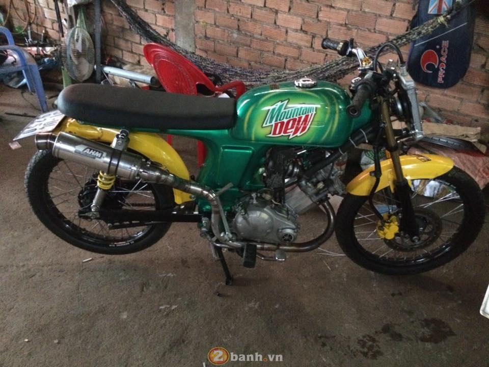Honda 67 moutain dew - 67 đến từ thế giới khác - 8