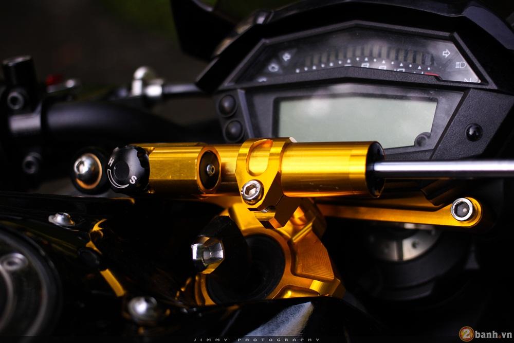 Kawasaki z1000 thần thánh với bản độ samurai - 5