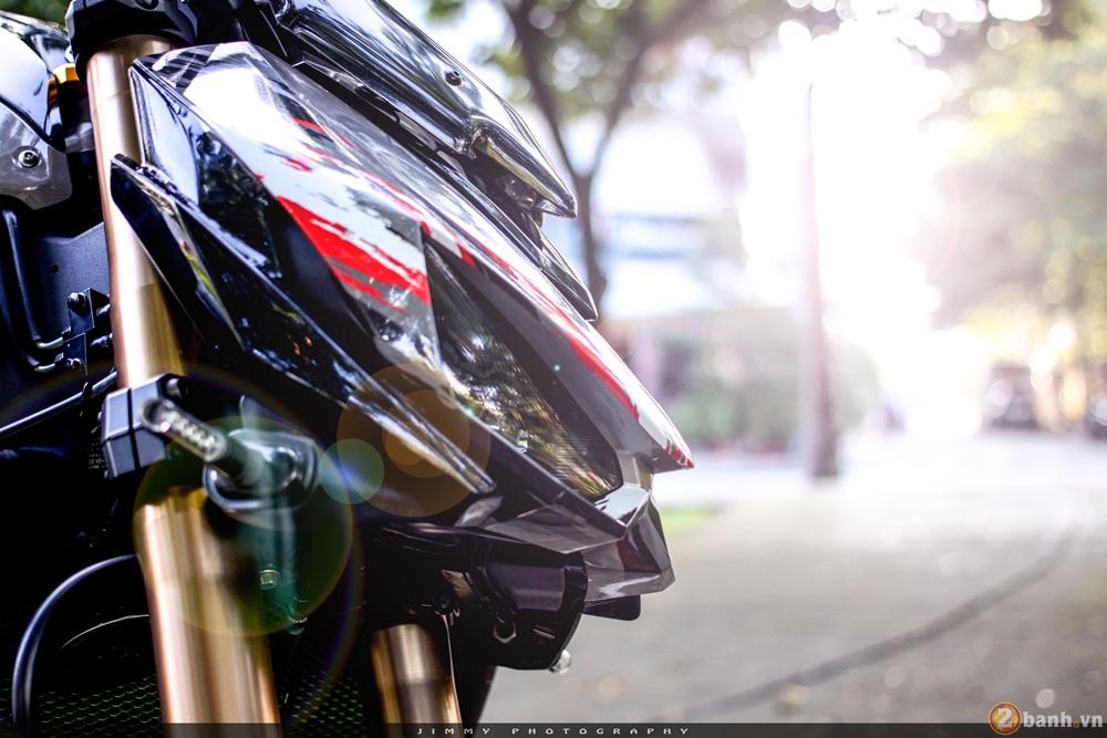 Kawasaki z1000 thần thánh với bản độ samurai - 13