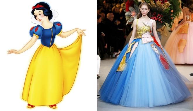 Khi công chúa nàng tiên được lên sàn diễn - 12