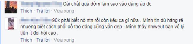 Lên tiêng kêu khô vi mua hang qua mang cô gai nhân phai cai kêt phu phang - 5