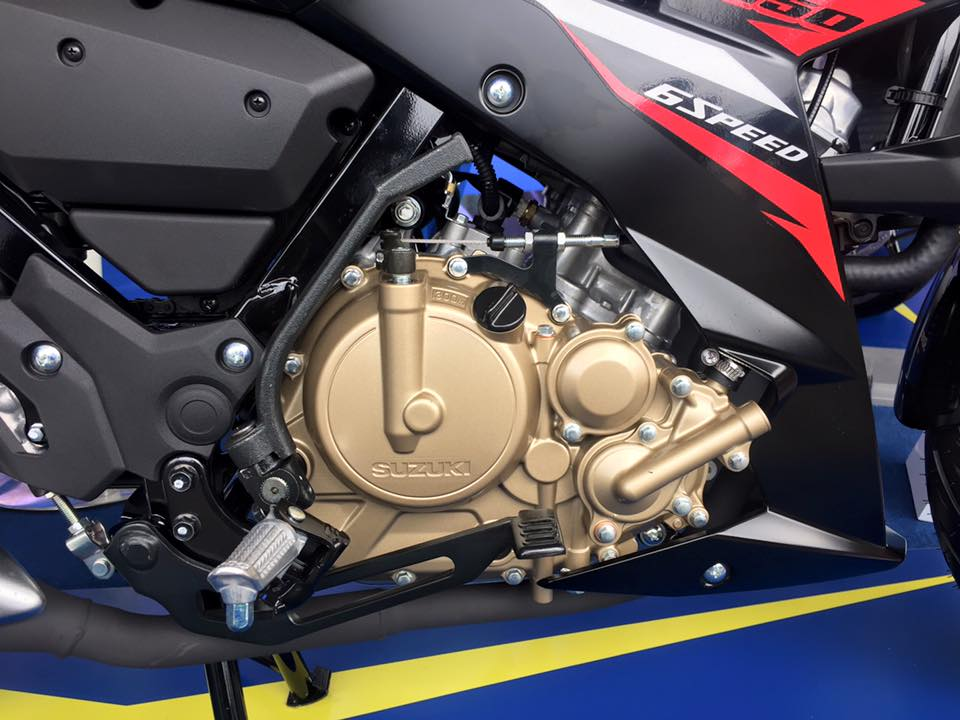 Suzuki raider 150 fi ra mắt philippine trong năm nay - 2