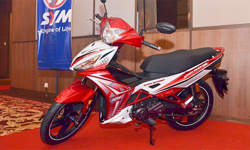 Sym sport rider 125i ra mắt tại malaysia - 1