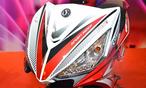 Sym sport rider 125i ra mắt tại malaysia - 4