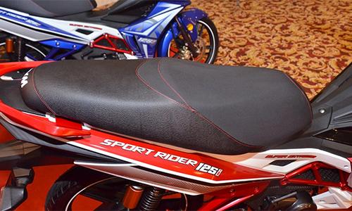 Sym sport rider 125i ra mắt tại malaysia - 6
