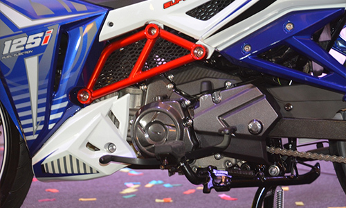 Sym sport rider 125i ra mắt tại malaysia - 7
