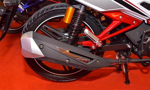 Sym sport rider 125i ra mắt tại malaysia - 9