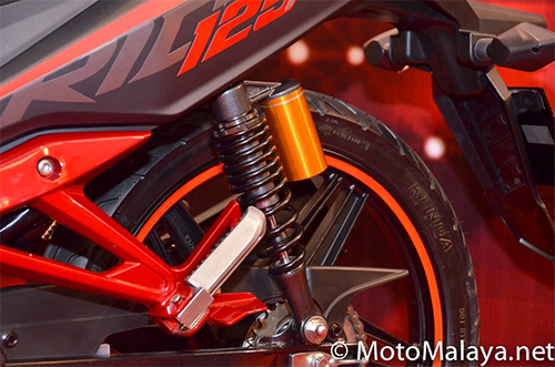 Sym sport rider 125i ra mắt tại malaysia - 10
