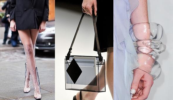 Vừa cá tính vừa kích thích ánh nhìn với mốt thời trang nhựa trong suốt kì dị - 15