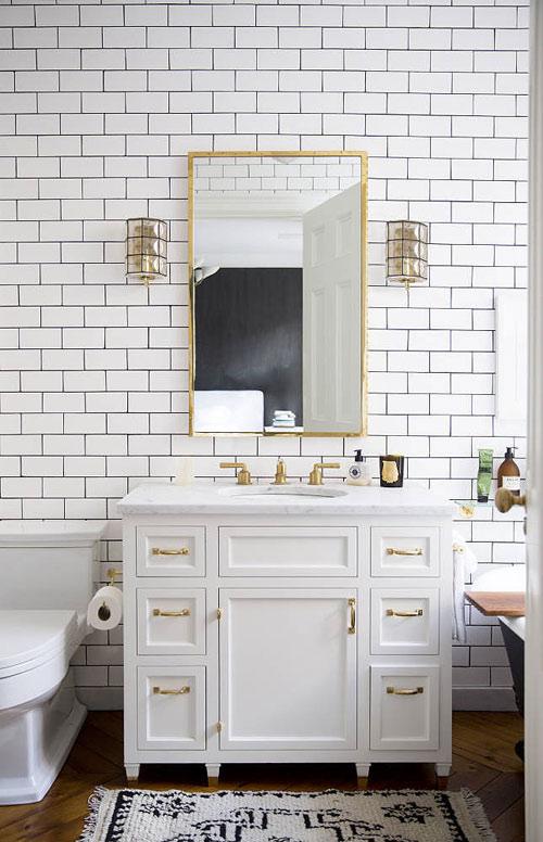 13 giải pháp cực đỉnh cho phòng tắm nhỏ - 1