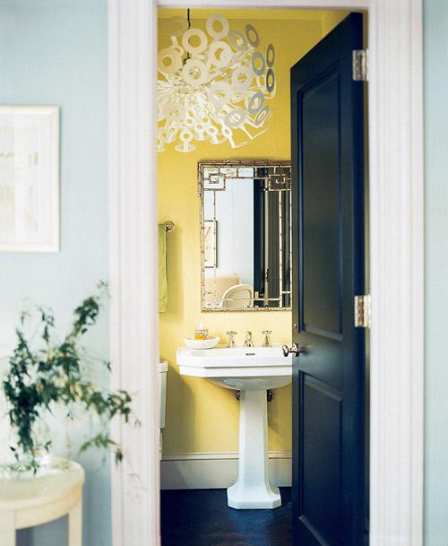 13 giải pháp cực đỉnh cho phòng tắm nhỏ - 2