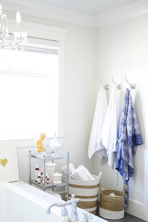 13 giải pháp cực đỉnh cho phòng tắm nhỏ - 3