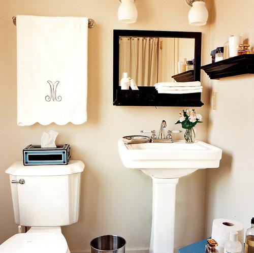 13 giải pháp cực đỉnh cho phòng tắm nhỏ - 4