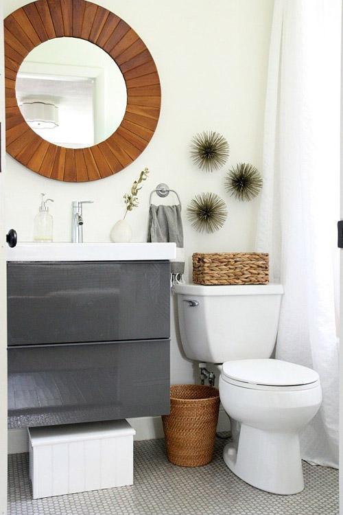 13 giải pháp cực đỉnh cho phòng tắm nhỏ - 7