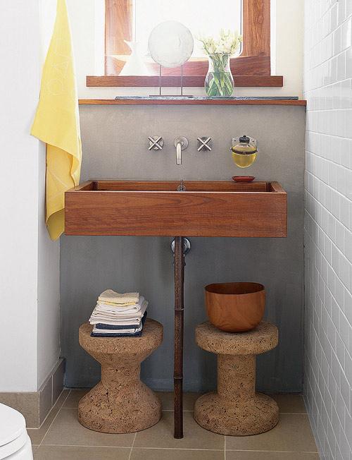 13 giải pháp cực đỉnh cho phòng tắm nhỏ - 12
